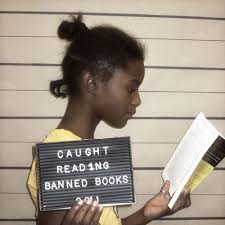 Get caught reading banned books!