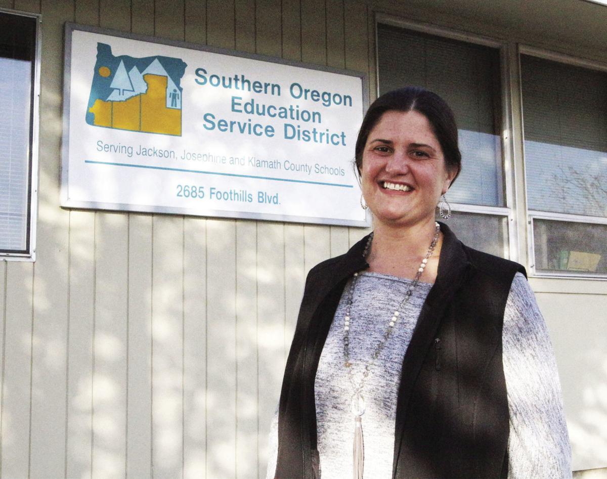 Hearld & News Article: Klamath Promise gains new project manager