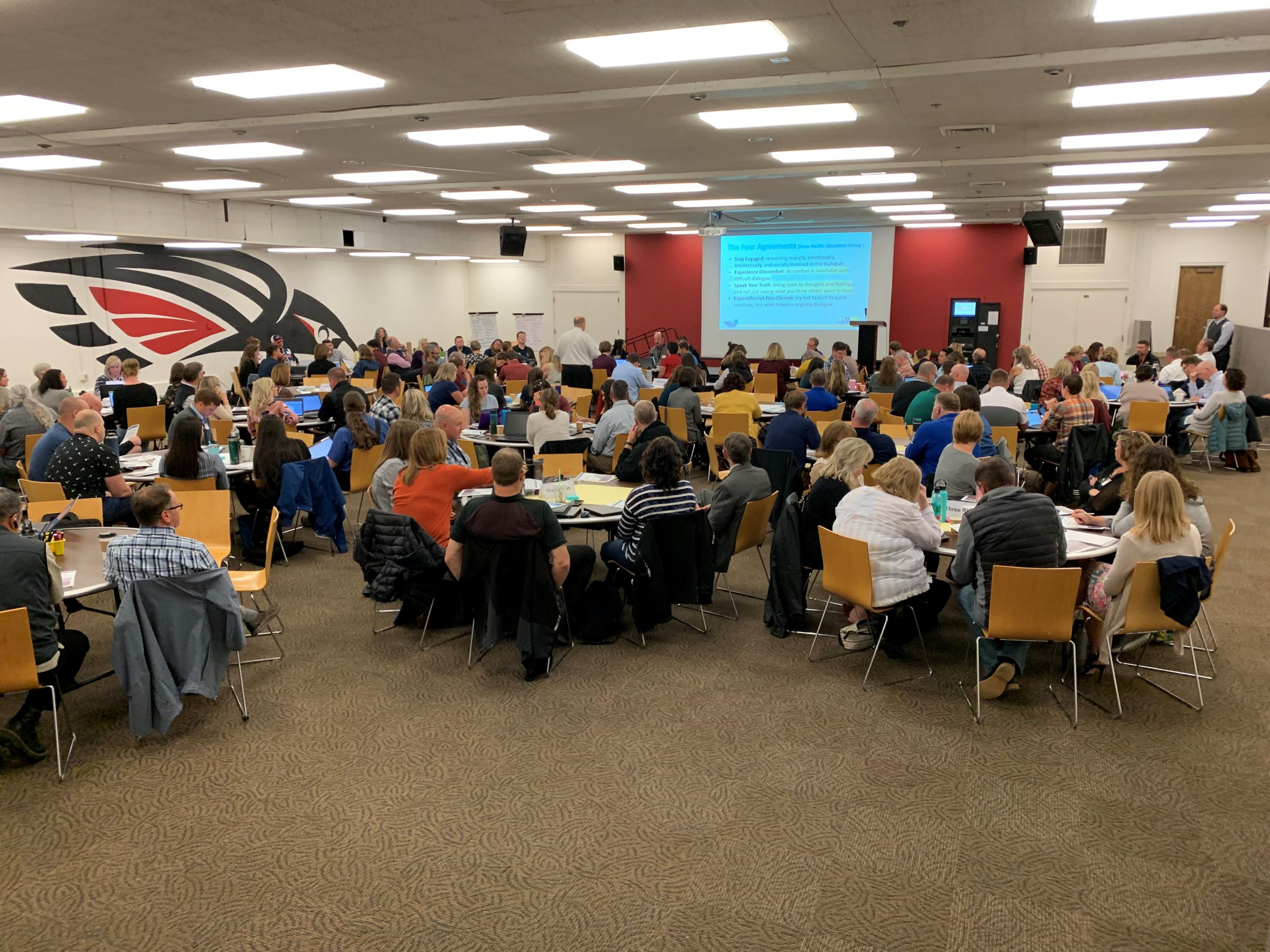 SOESD Kicks off School Year with Southern Oregon Regular Attender Network for Improvement Event